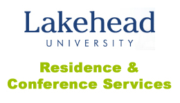 Lakehead University Residence  Conference Service